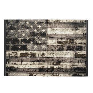 American Flag Vintage 11 iPad Air Covers