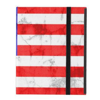 American Flag Vintage 12 iPad Folio Cases
