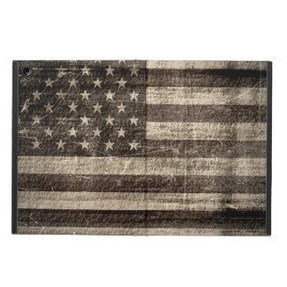 American Flag Vintage 14 iPad Air Case