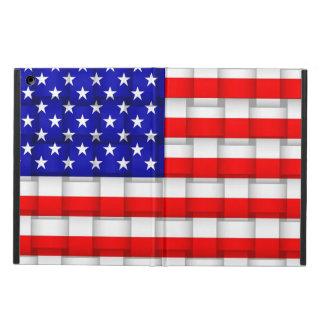 American Flag Vintage 15 iPad Air Covers