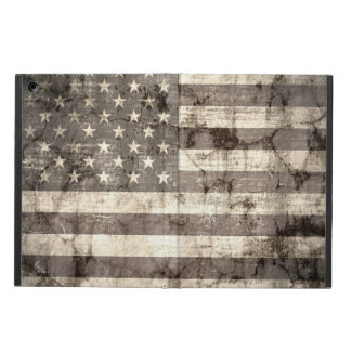 American Flag Vintage 16 iPad Air Case