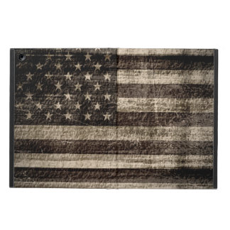 American Flag Vintage 21 Case For iPad Air