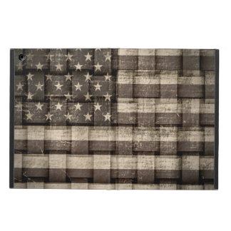 American Flag Vintage 23 iPad Air Case