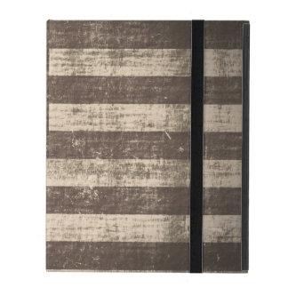 American Flag Vintage 25 iPad Folio Case