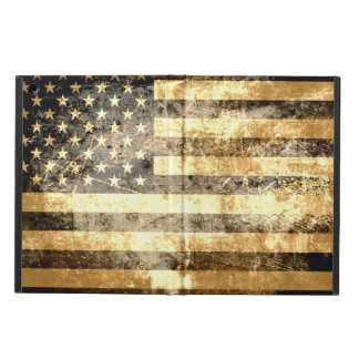 American Flag Vintage 2 iPad Air Cover
