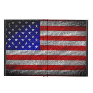 American Flag Vintage 4 iPad Air Cover