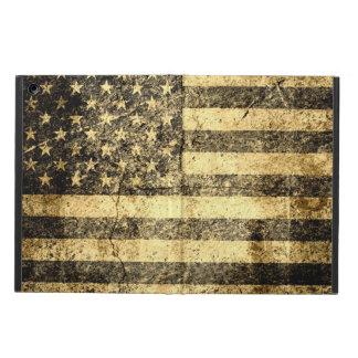 American Flag Vintage 5 iPad Air Case