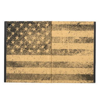 American Flag Vintage 6 Case For iPad Air
