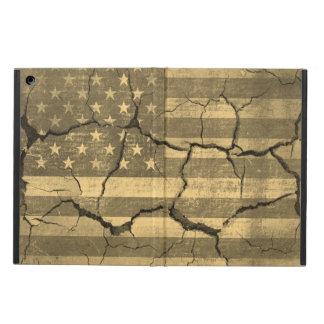 American Flag Vintage 8 iPad Air Case