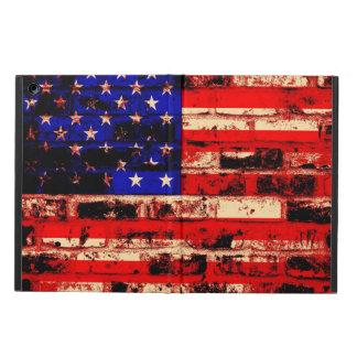 American Flag Vintage 9 iPad Air Case