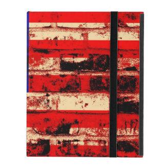 American Flag Vintage 9 iPad Cases