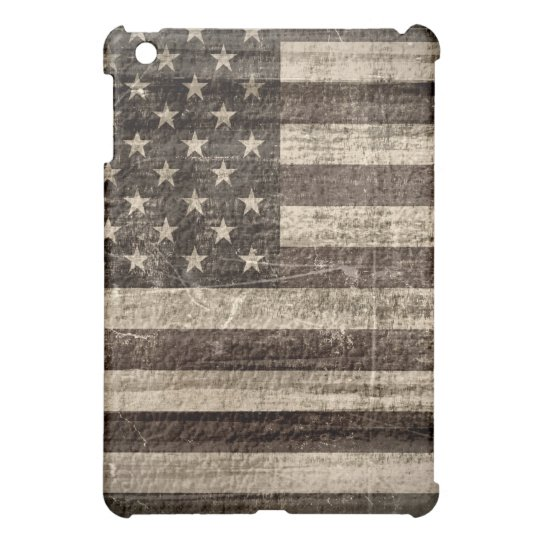American Flag Vintage 9 iPad Mini Covers