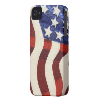 American Flag Wave Custom Case-Mate ID iPhone 4/4S iPhone 4 Case-Mate Case