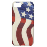 American Flag Wave Custom Case-Mate ID iPhone 5 iPhone 5C Case