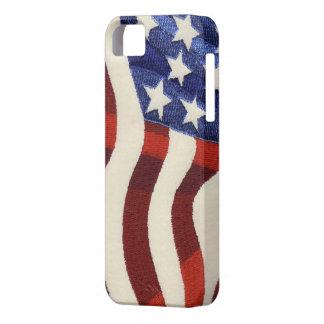 American Flag Wave Custom Case-Mate ID iPhone 5 iPhone SE/5/5s Case