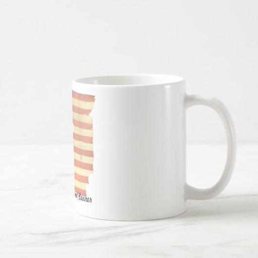 American Flag with 15 Stars - Star Spangled Banner Mugs