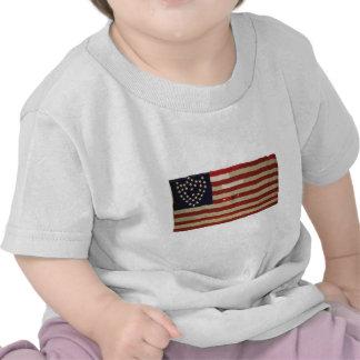American Flag with 36 Stars Tshirts