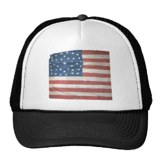 American Flag with 37 Stars Trucker Hat