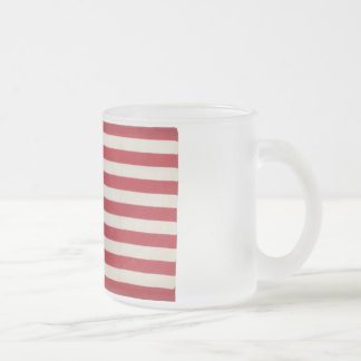 American Flag with 48 Stars Whipple Mugs