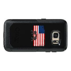 OtterBox Commuter Samsung Galaxy S7 Case with Mastiff Phone Cases design