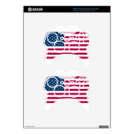American flag xbox 360 controller decal