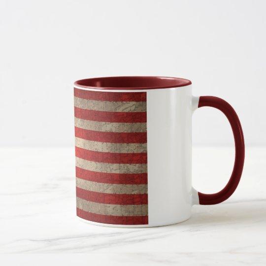 American Flag - xdist Mug