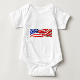 American Flag, you can add text and upload photos Tshirt