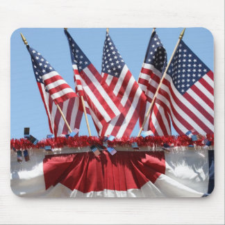 American Flags Mousepad