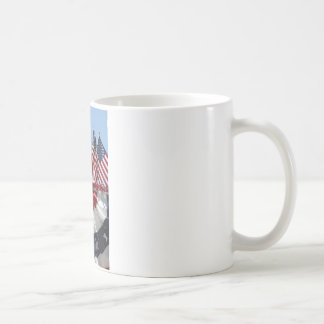 American Flags Mug