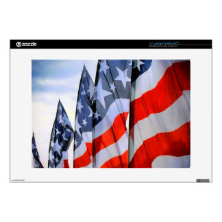 "American Flags Skin Skins For 15"" Laptops"