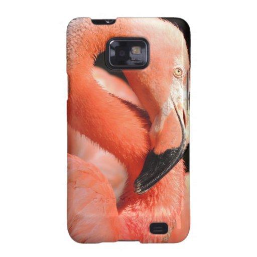 American Flamingo Galaxy SII Cases