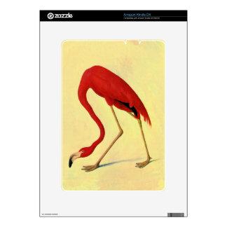 American Flamingo Painting Kindle Skins
