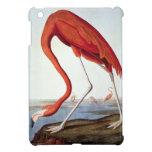 American Flamingo - Wildlife by John Audubon iPad Mini Case