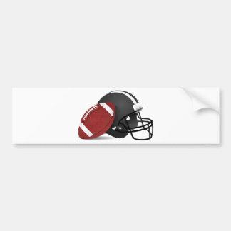 american-football-155961  american football footba bumper sticker