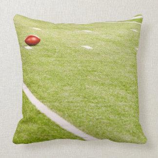American Football 3 Throw Pillow