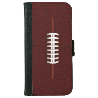 American Football Ball iPhone 6/6s Wallet Case