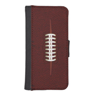 American Football Ball iPhone 5 Wallet Cases