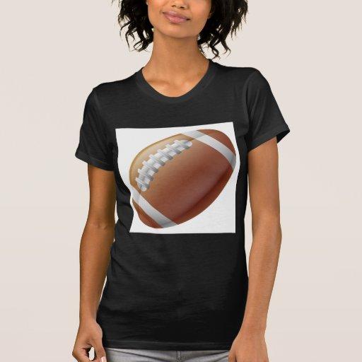 American football ball shirts