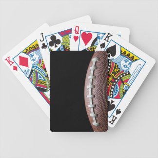 American Football Bicycle Playing Cards