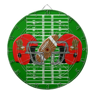 American Football Dartboard