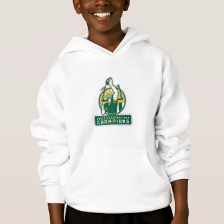 American Football Division Champions Retro Hoodie