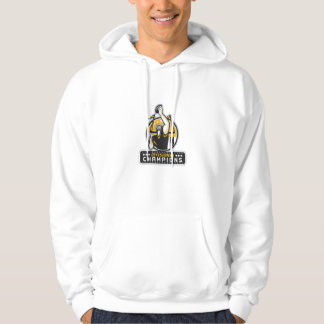 American Football Divisional Champions Retro Hoodie
