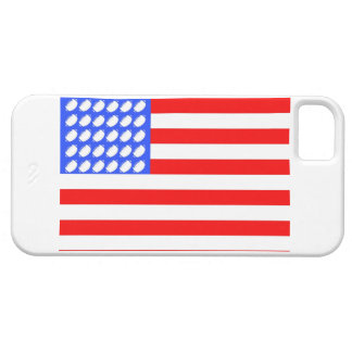 AMERICAN FOOTBALL FLAG iPhone 5 CASES