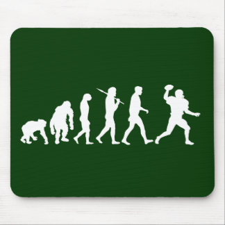 American football gifts for football players mouse pad