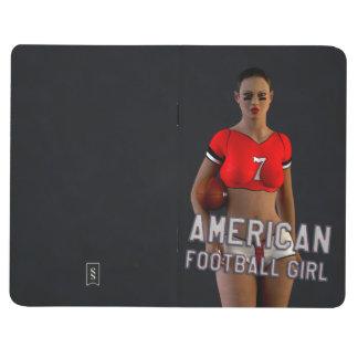 American Football Girl Chablis Journal