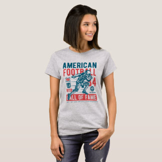 AMERICAN FOOTBALL - HALL OF FAME T-Shirt
