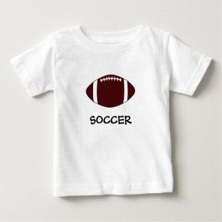 American Football or Soccer? Baby T-Shirt