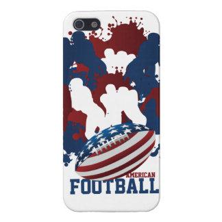 American Football Patriotic iPhone 5 Case