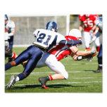 American Football Photo Print