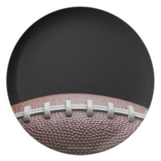 American Football Plate